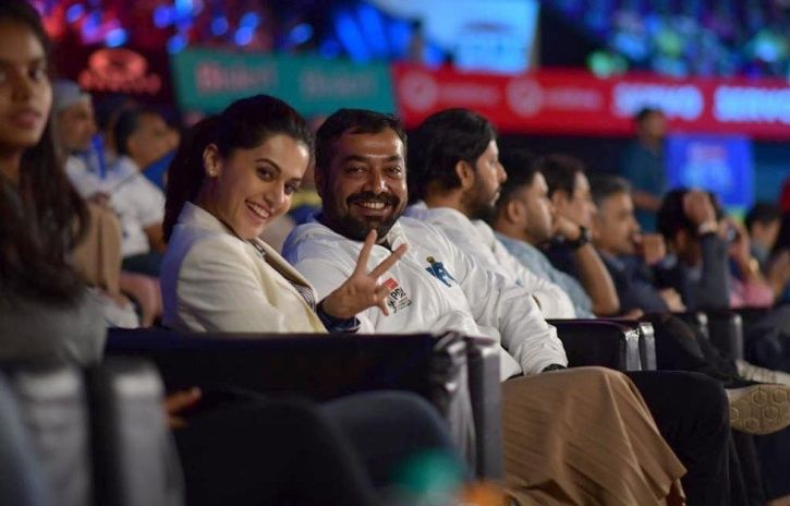 Taapsee and Anurag