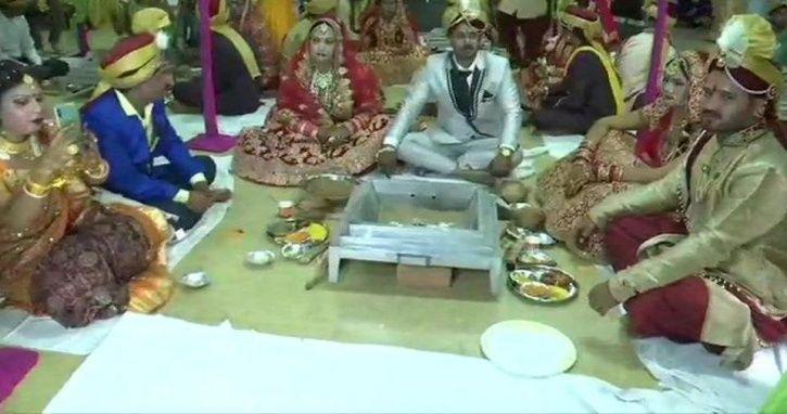 Transcending Social Barriers, 15 Transgender Couples Get Married At Mass Wedding In Chhattisgarh