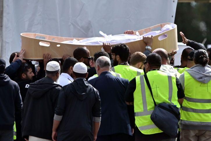 UAE, employee, fired, New Zealand, mosque shooting, Christchurch, Jacinda Ardern