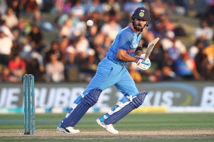 Virat Kohli has 40 ODI tons