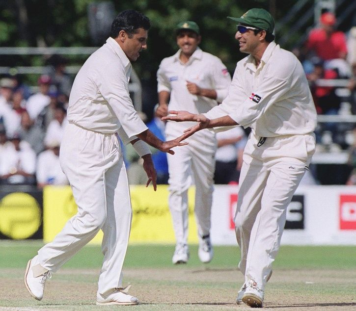 Wasim Akram and Waqar Younis are legends