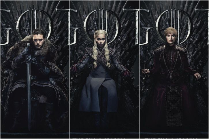 Who'll Sit On The Iron Throne? Game Of Thrones Season 8 Posters Suggest It Can Be Night King Too