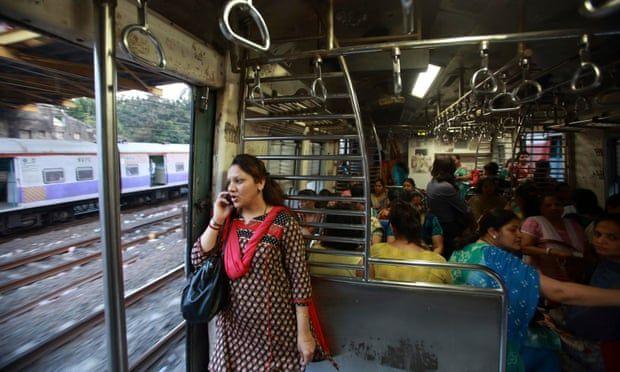 Women passengers