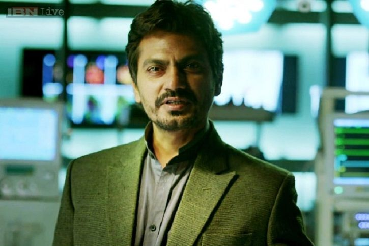 A picture of Nawazuddin Siddiqui from Kick. Will he be a part of the sequel?