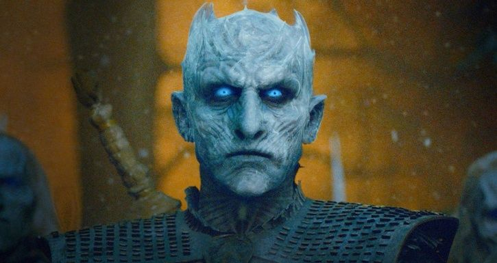 A picture of Night King.