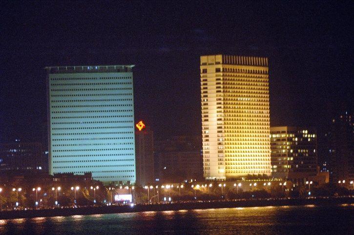 Air India Iconic Mumbai Building