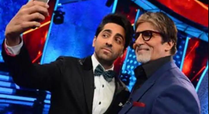 Amitabh Bachchan And Ayushmann Khurrana in a comedy film by Vicky Donar director Shoojit Sircar.
