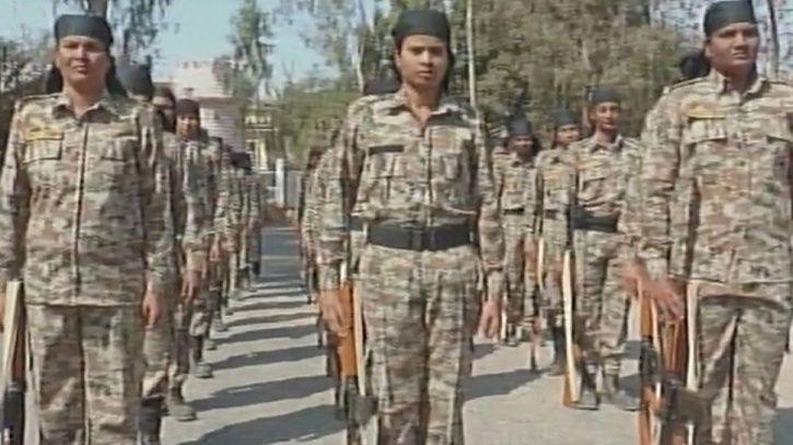 Anti Naxal Women Commando Unit