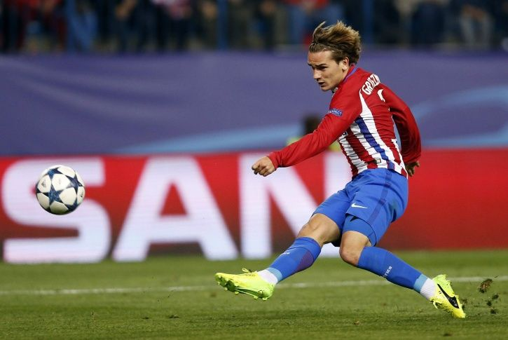 Antoine Griezmann wants to play with Lionel Messi