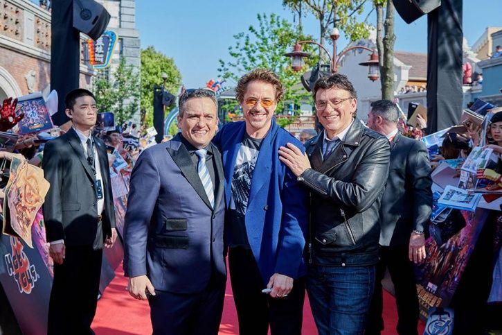 Avengers Endgame director Joe Russo thinks Robert Downey Jr deserves an Oscar.