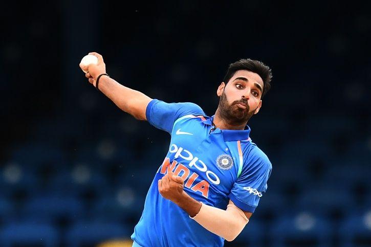 Bhuvneshwar Kumar ICC World Cup 2019