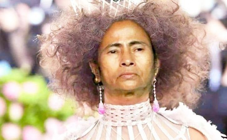 BJP Activist Held For Sharing A Morphed Picture Of Mamata Banerjee