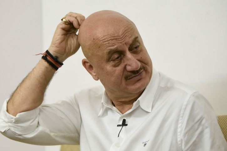 Bollywood celebrities contesting elections: Anupam Kher.