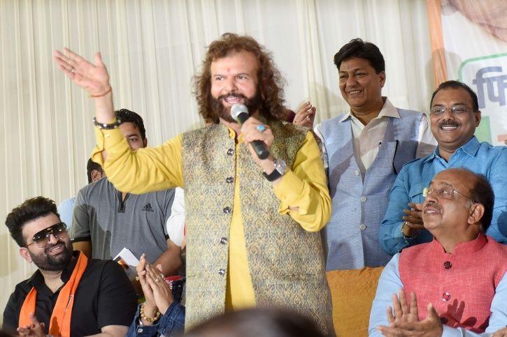 Bollywood celebrities contesting elections: Hans Raj Hans.