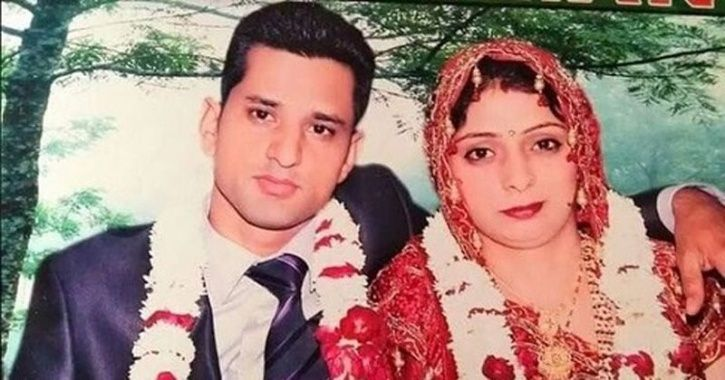 Budgam Helicopter Crash Vikrant Sherawat and his wife Suman