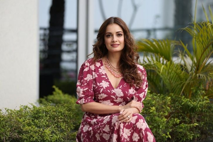 Celebrity Stalker: Dia Mirza's talker reached her house with a ring and asked her to marry him.