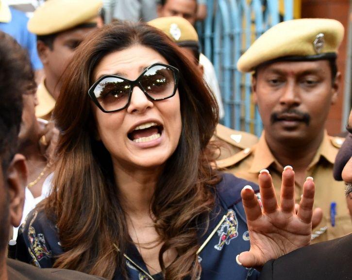 Celebrity Stalkers: Sushmita Sen