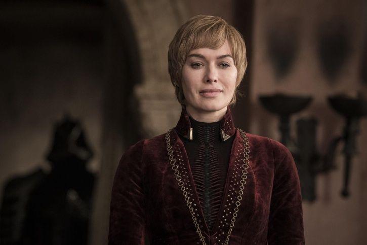 Cersei Lannister dies in game of thrones season 8 episode five.