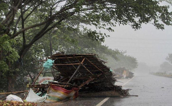 Cyclone Fani Makes Landfall In Puri, Heavy Rains Batter Coastal Belt