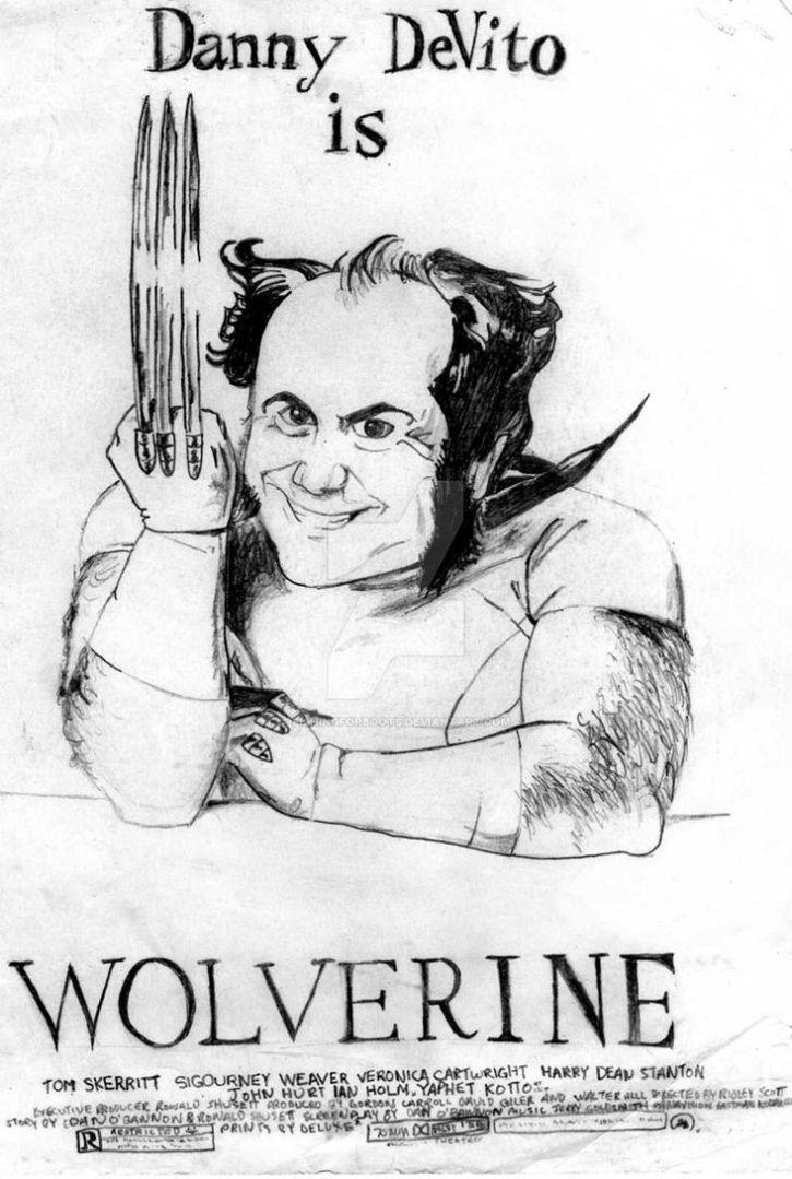 danny devito wolverine petition