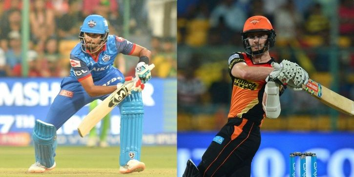 DC and SRH shall play in the Eliminator