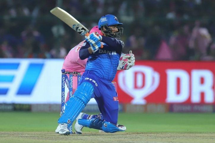 DC won by 5 wickets