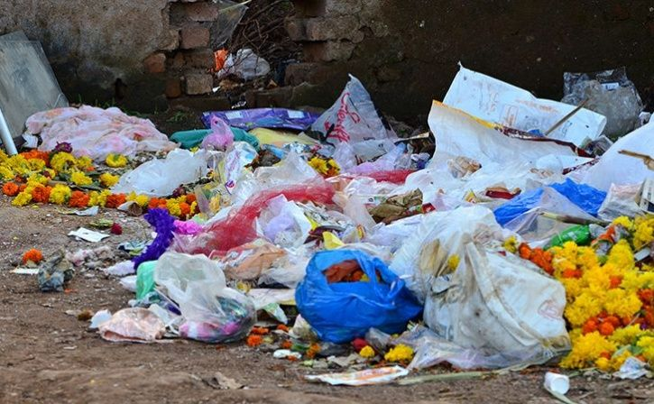 Drawing Plastic Waste Disposal Plans