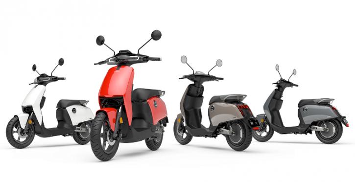 Ducati Electric Scooter, Ducati EV, Ducati CUx Electric Scooter, eScooter