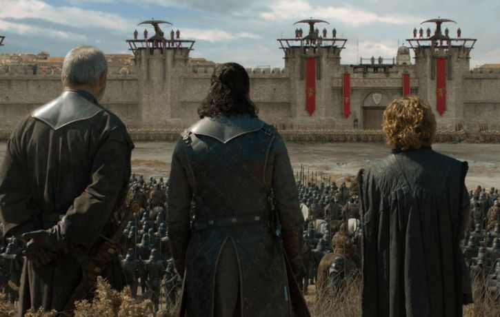 fans sign game of thrones petition to redo season 8 of the show.