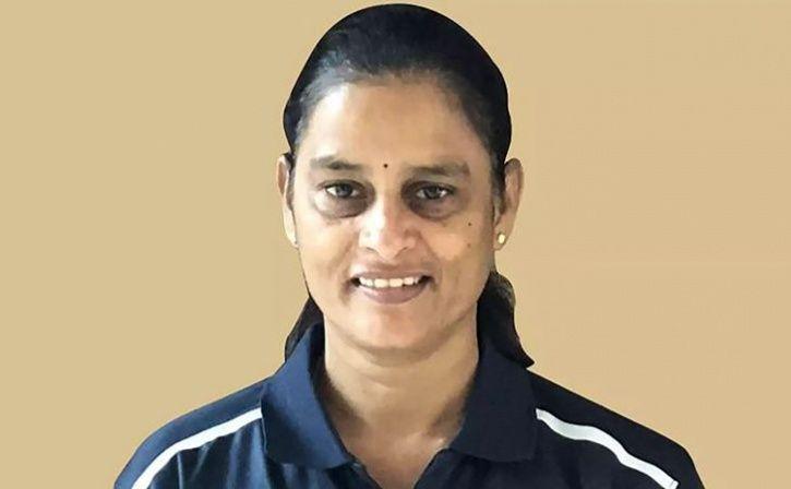 Former India Cricketer GS Lakshmi