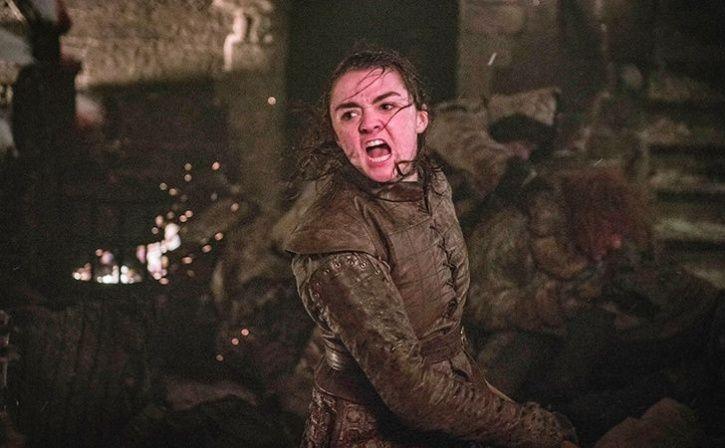 Game Of Thrones Actor Maisie Williams