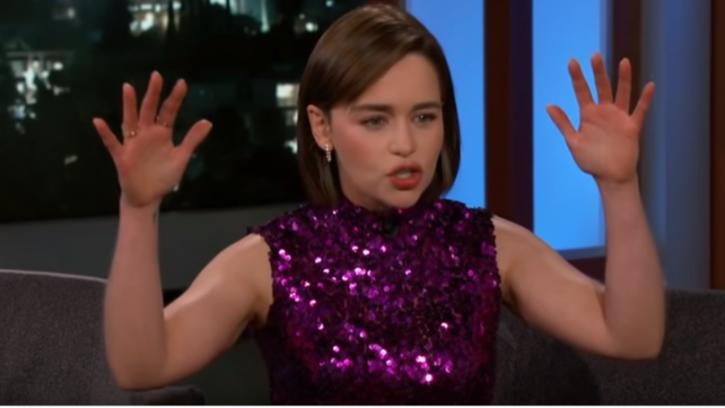 Game of Thrones season 8 episode 5 is bigger and insane, says Emilia Clarke.