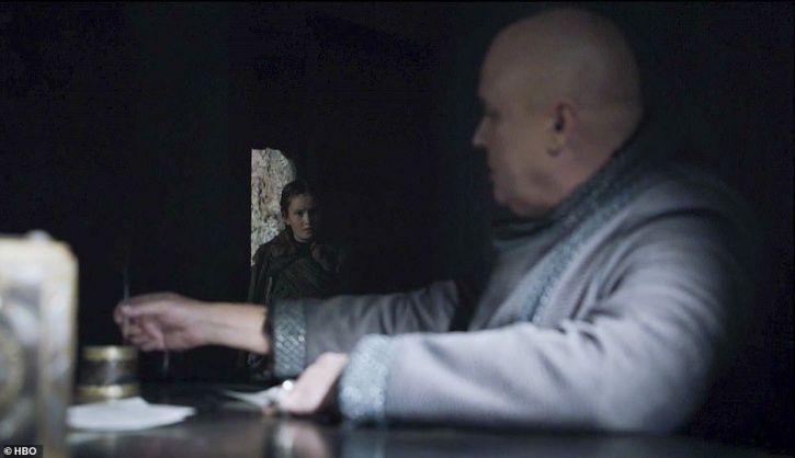 Game Of Thrones Season 8 Episode 5: Varys wanted to poison Daenerys Targaryen.
