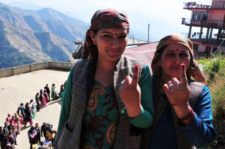 himachal pradesh voting