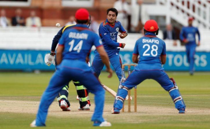 ICC World Cup 2019 Rashid Khan