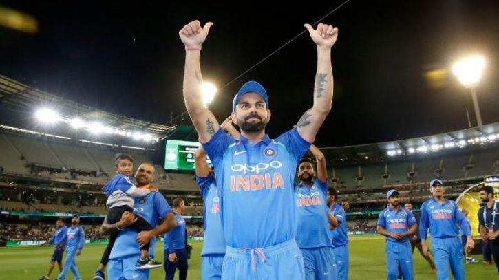 India are all set for the 2019 World Cup
