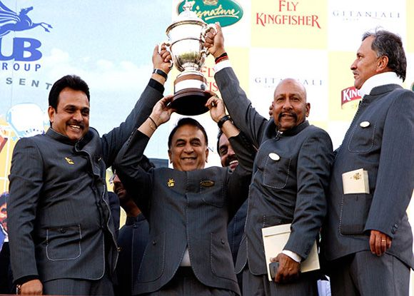 India won the World Cup in 1983 and 2011