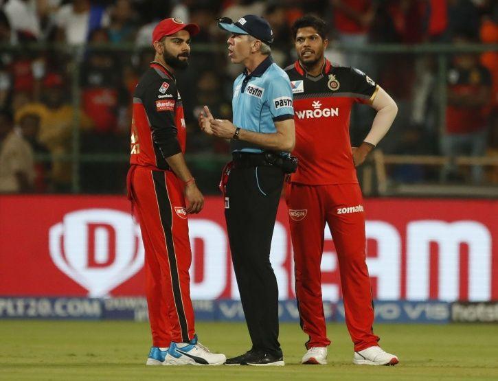 IPL 2019 Virat Kohli
