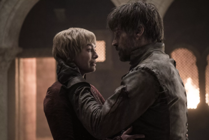 Jaime Lannister and Cersei Lannister die.