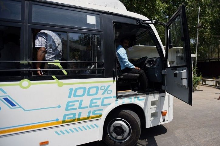 Jammu & Kashmir, J&K Electric Buses, Vaishno Devi Yatra, J&K State Road Transport, J&K Buses, Vaishn