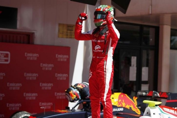 Jehan Daruvala, Indian Formula 3 Winner, Formula 3 Race 2 Winner, Formula 3 Standings, Team Prema, F