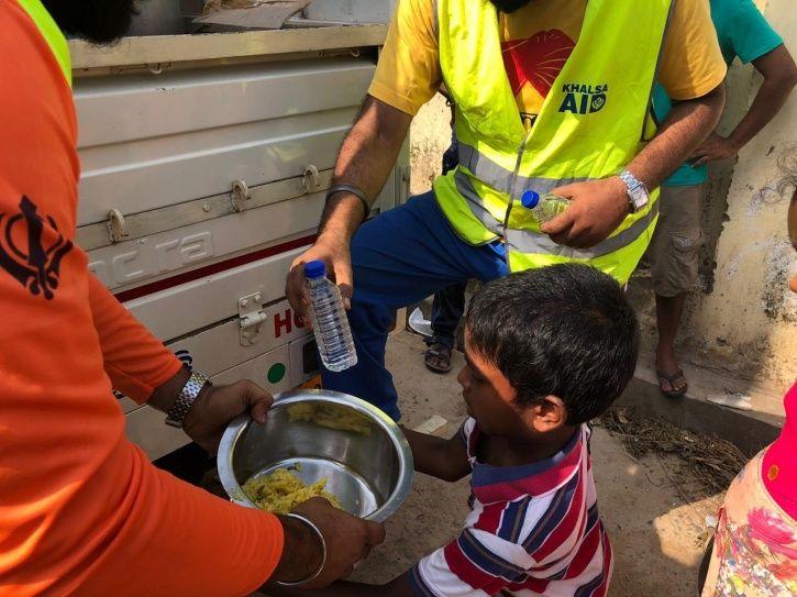 Khalsa Aid Odisha, Khalsa Aid