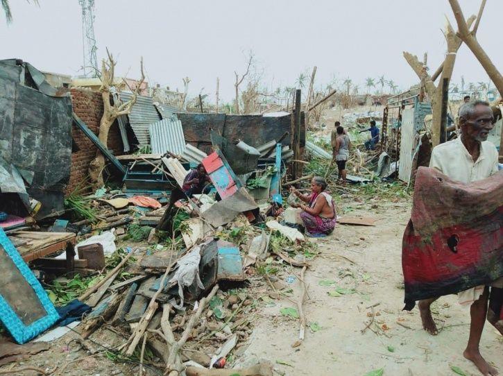 Khalsa Aid Odisha, Khalsa Aid Cyclone Fani