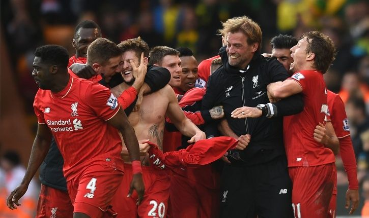 Liverpool are not liked much