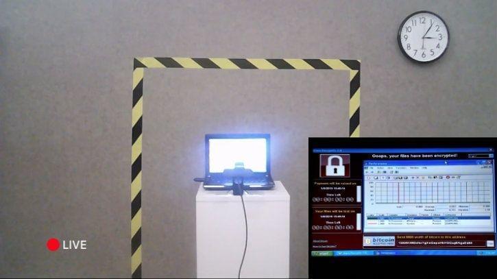 malware laptop