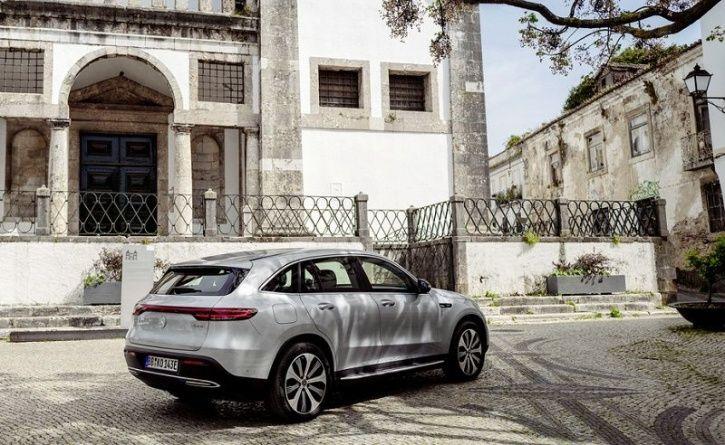 Mercedes-Benz EQC, Mercedes EQC Production, Mercedes EQC Launch, Mercedes EQC Price, Mercedes EQC Sp