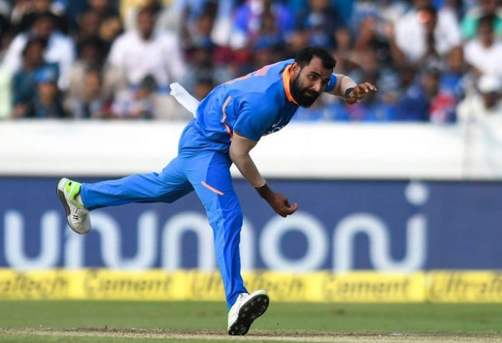 Mohammed Shami ICC world cup 2019 Twitter