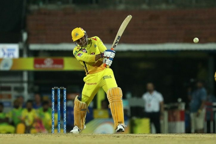 MS Dhoni is the man for CSK