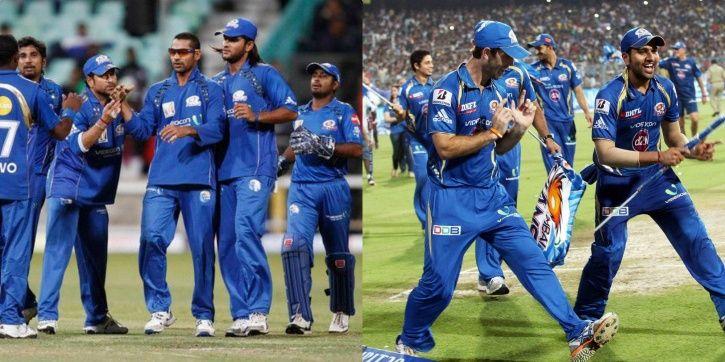 Mumbai Indians have won 3 IPL titles