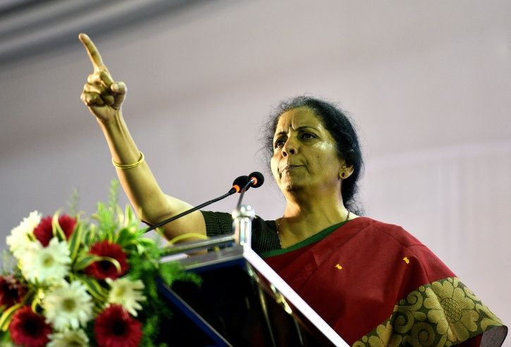 Nirmala Sitharaman Is The First Woman Finance Minister Of India